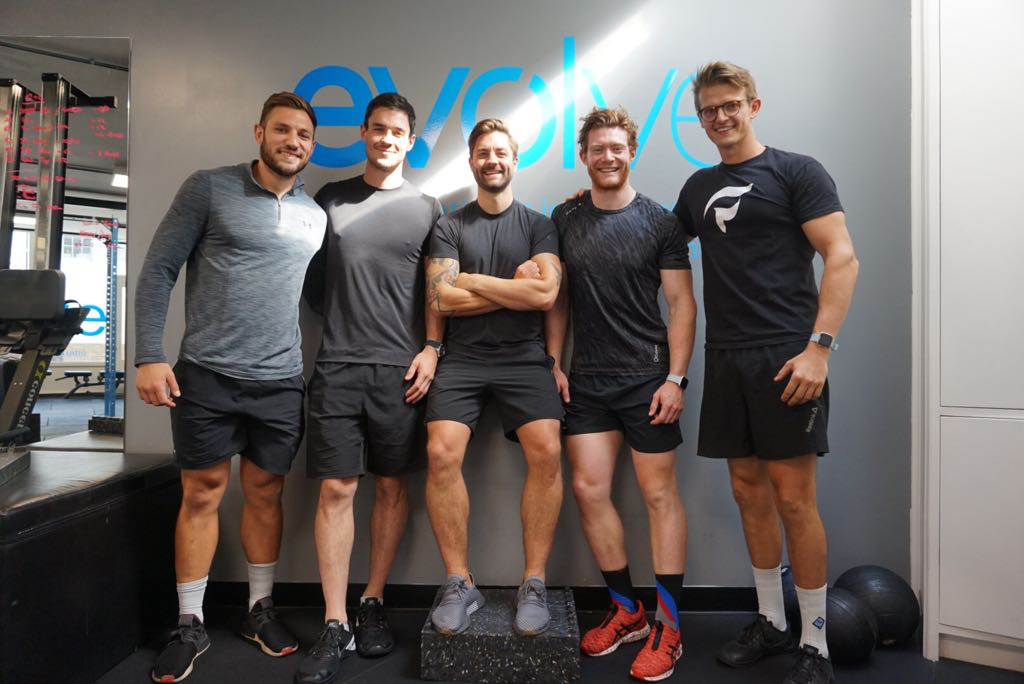 Ep. 57 - How to 'Evolve' in the fitness industry with Dave & Ashton