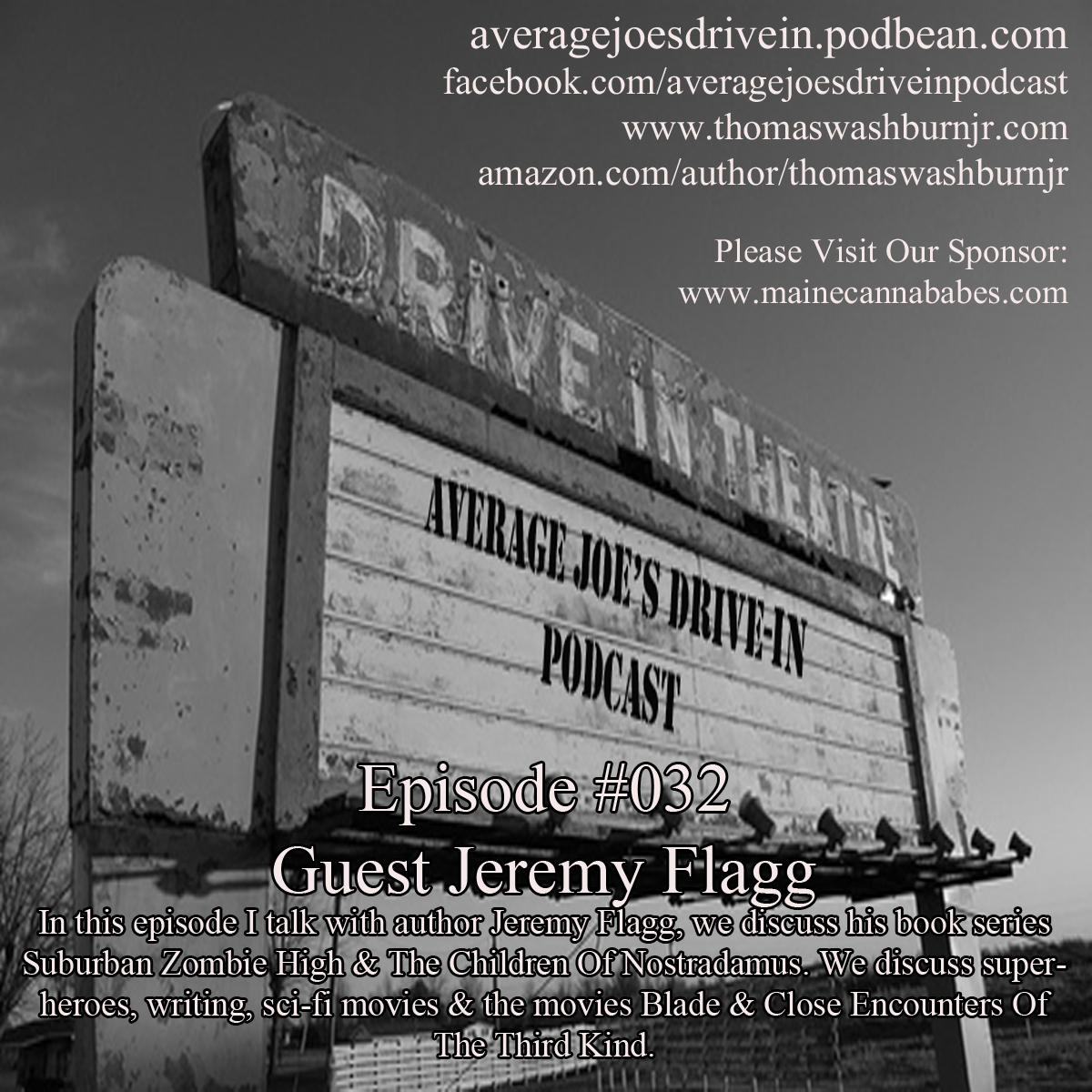 Average Joe's Drive-In: Guest Jeremy Flagg