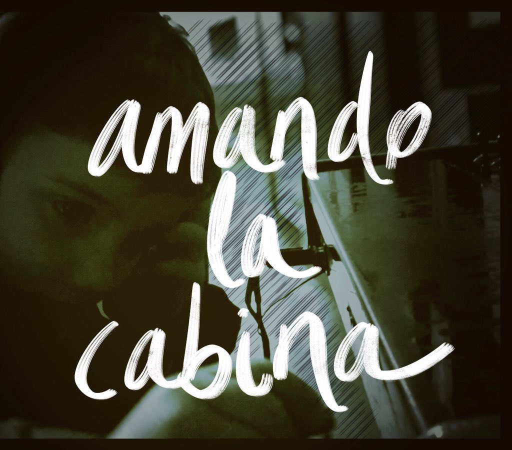 "Entrevista al podcast ""Amando la cabina"" @Richmond78"
