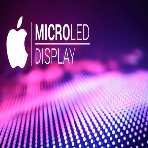 Apple Watch con pantalla microLED