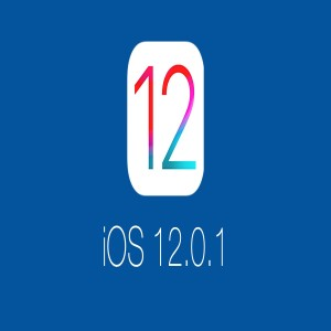 4x26 iOS 12.0.1 ya está disponible