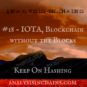#18 - IOTA, Blockchain without the Blocks