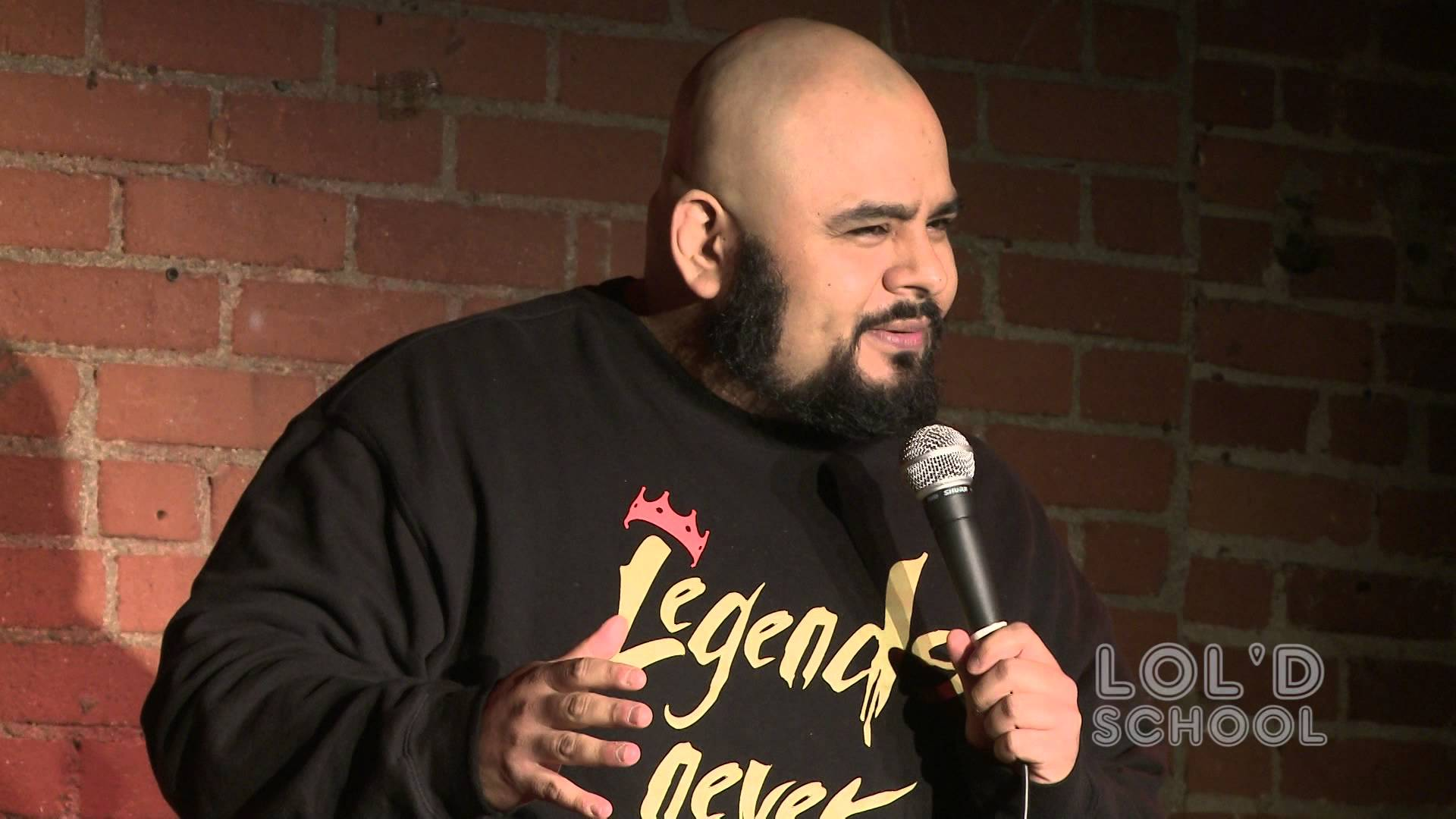 #47: Talking Late Night featuring guest Steve Hernandez, stand-up comedian and podcast producer