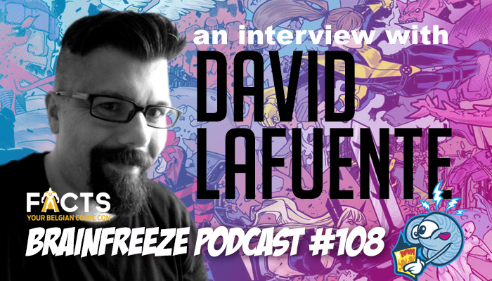 #108 FACTS 2018 Spring Interview: Chatting up LaFuente