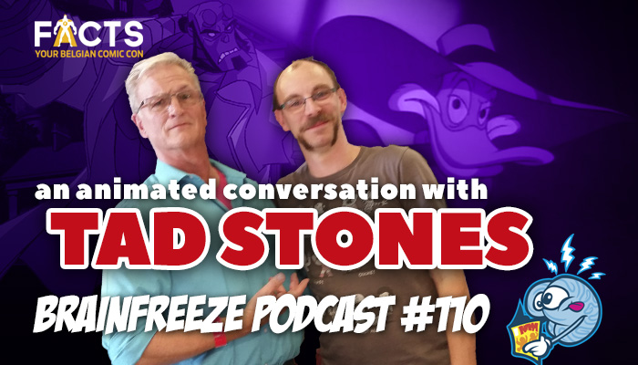 #110 FACTS 2018 Fall: Darkwing Duck Panel with creator Tad Stones