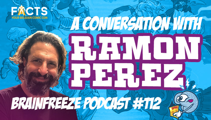 #112 FACTS 2018 Fall: The Ramon Perez Interview
