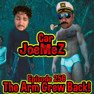 Episode 256: The Arm Grew Back!