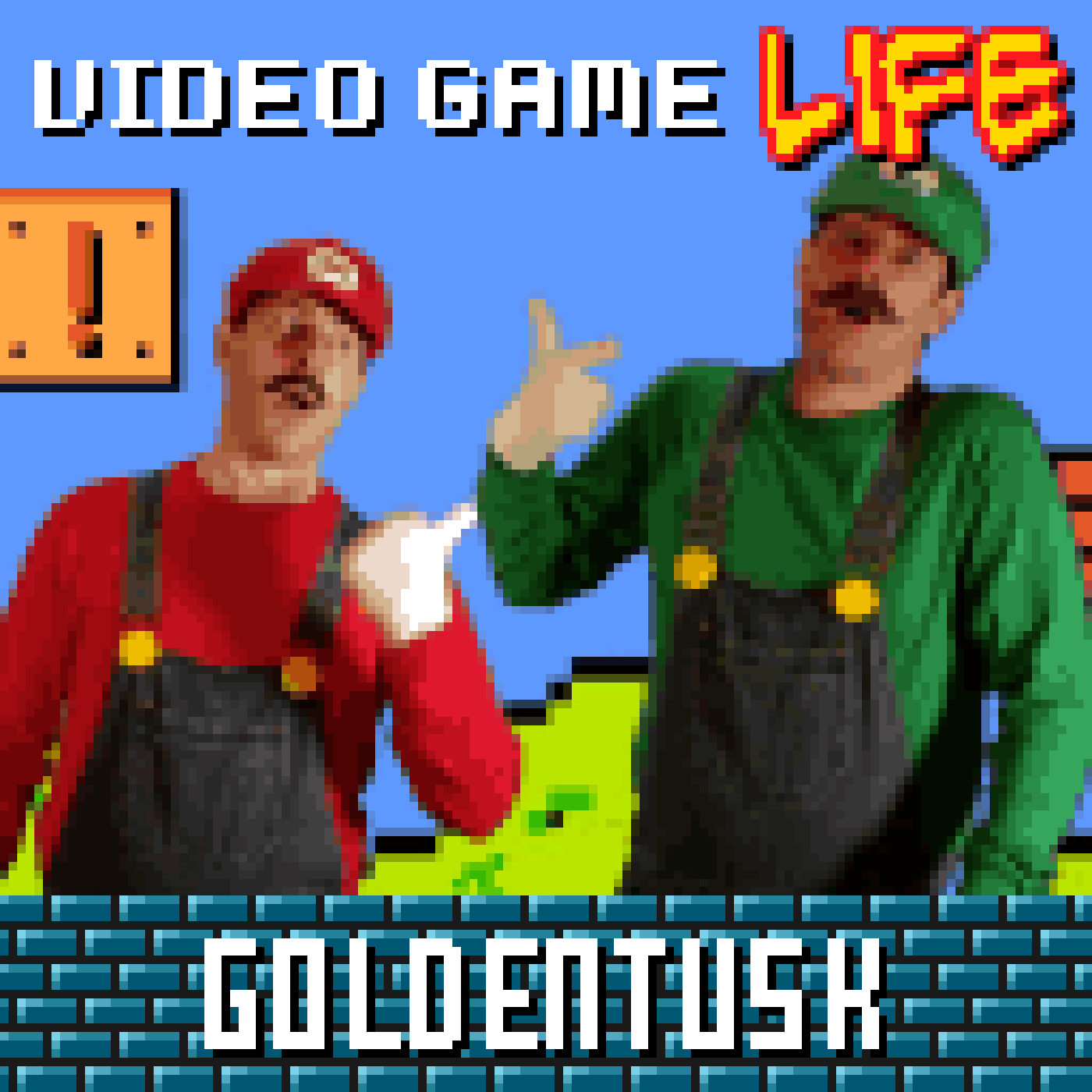 VGL 15: Andy Goldenberg of Goldentusk