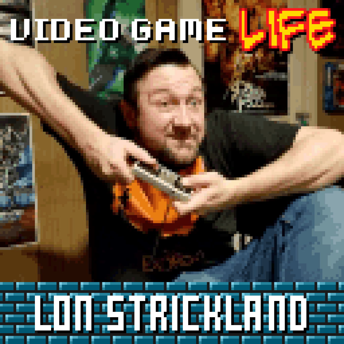 VGL 17: Lon Strickland of Expanded Universe