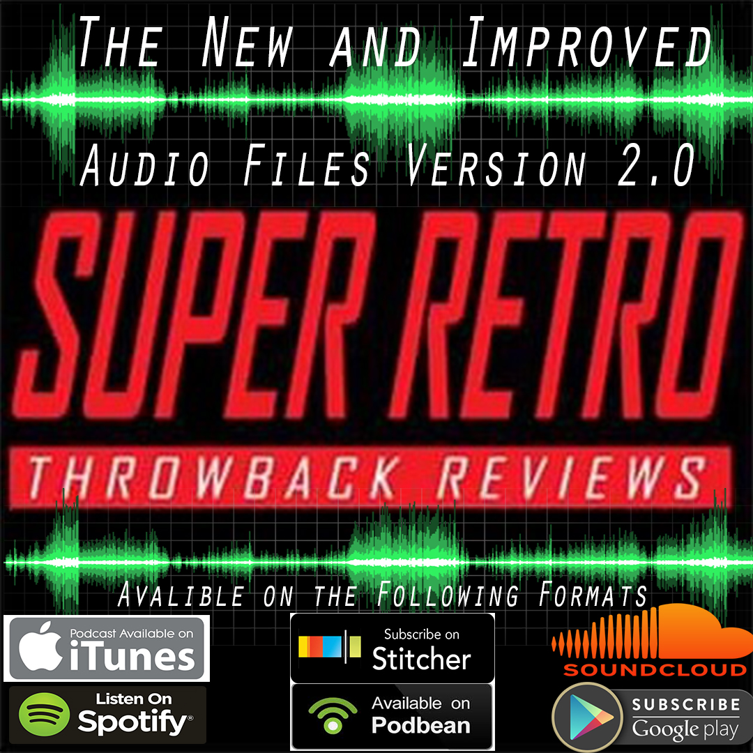 The superretrothrowbackreviews's Podcast