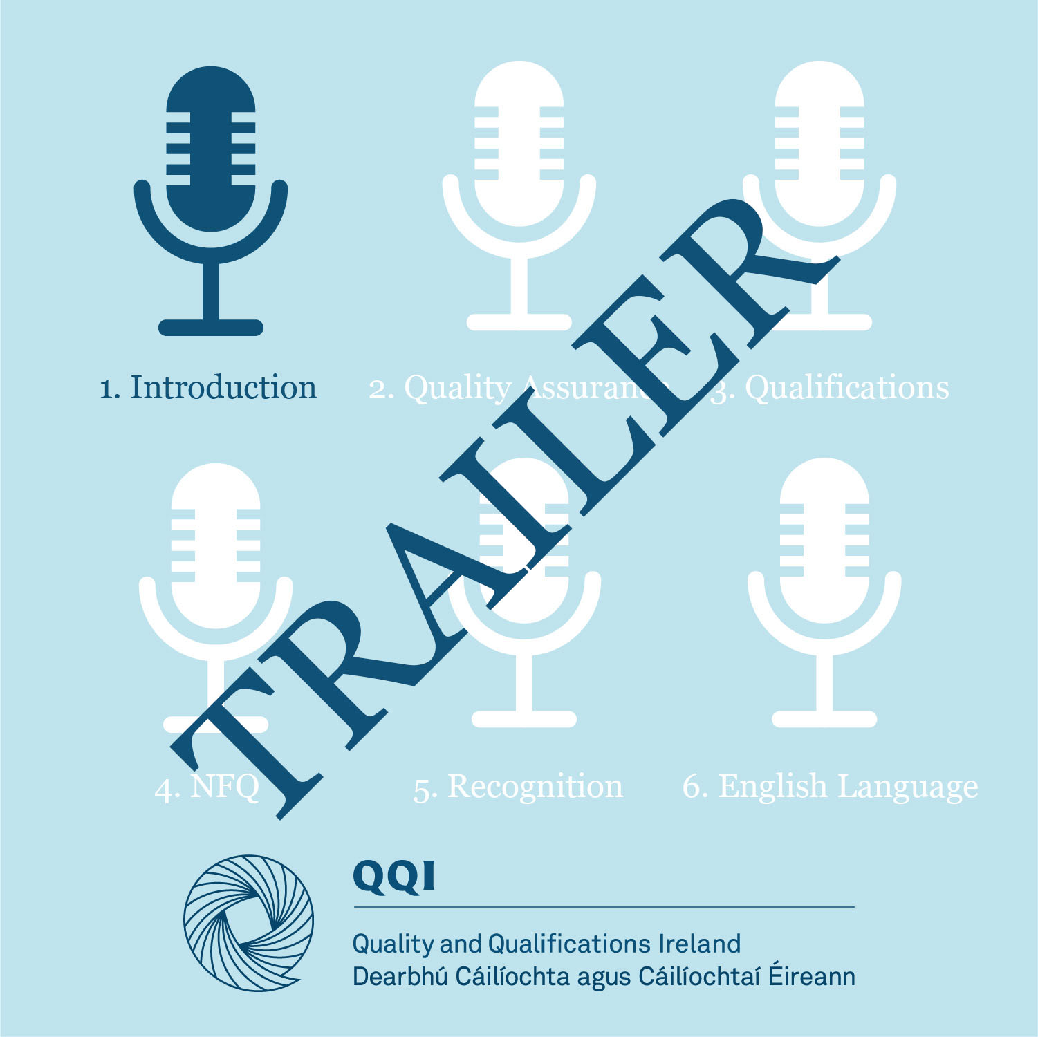 1. Introduction to QQI—Trailer 1