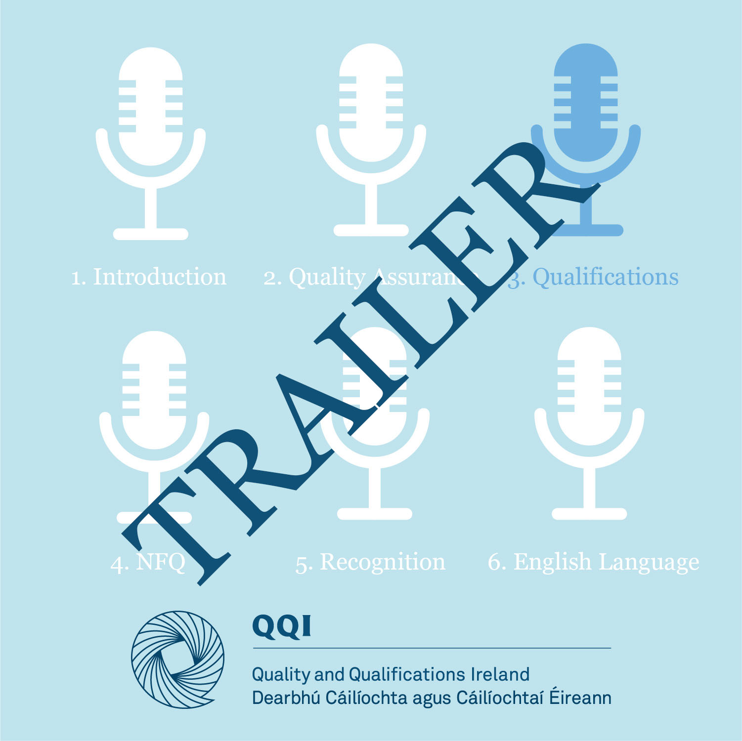 3. Qualifications and the QQI Award—Trailer 2