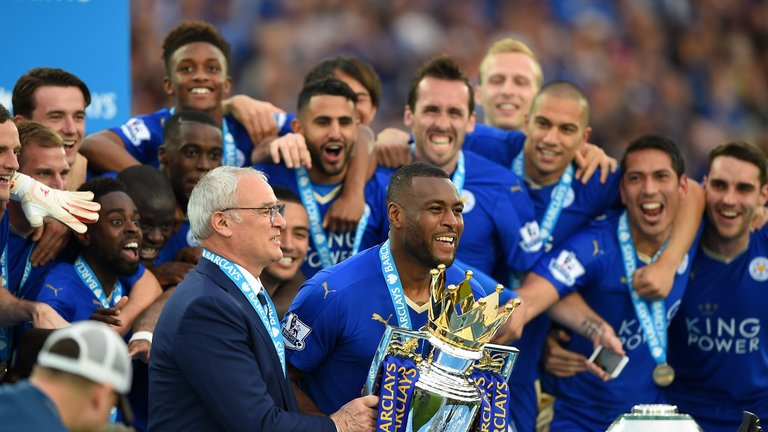 30/12/2018 - Leicester City's Remarkable Season
