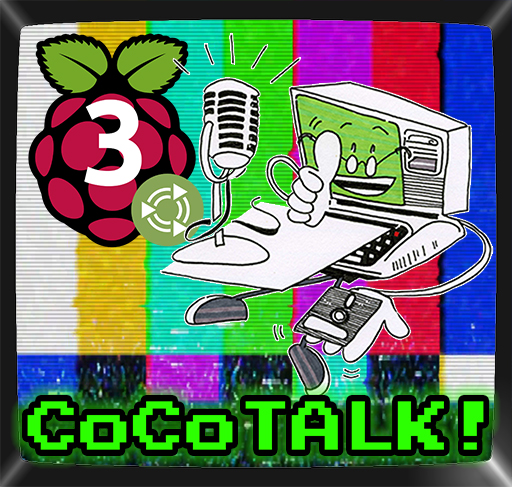 Episode 67 - CoCo/Dragon Raspberry Pi project