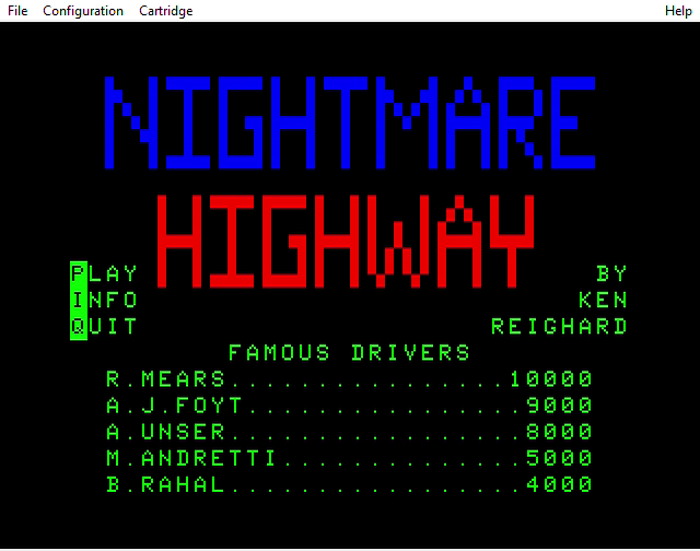 Nightmare Highway - The Single