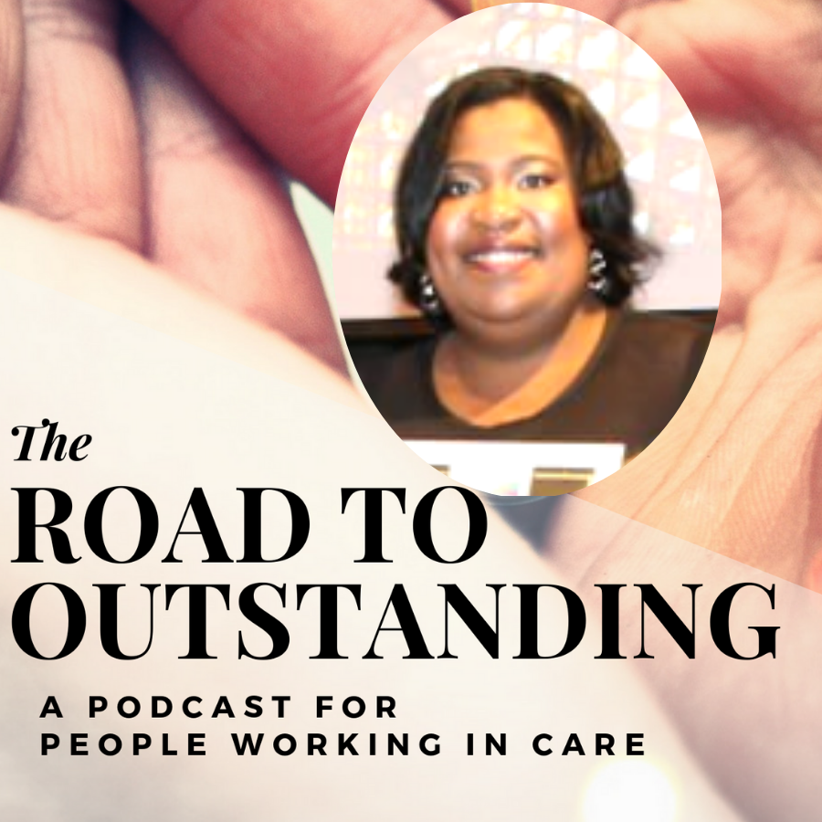 Isabel Ngwenya - Home Care Worker Of The Year