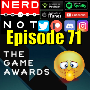 NoN 71 Prostates and Complaints - The Game Awards - Public Bathrooms Part 5