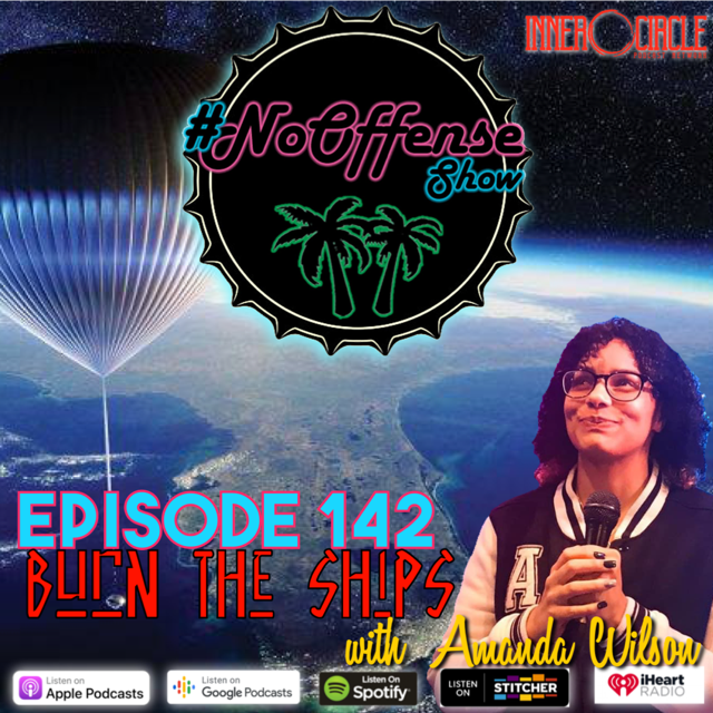 HTNOS - Burn The Ships with Amanda Wilson
