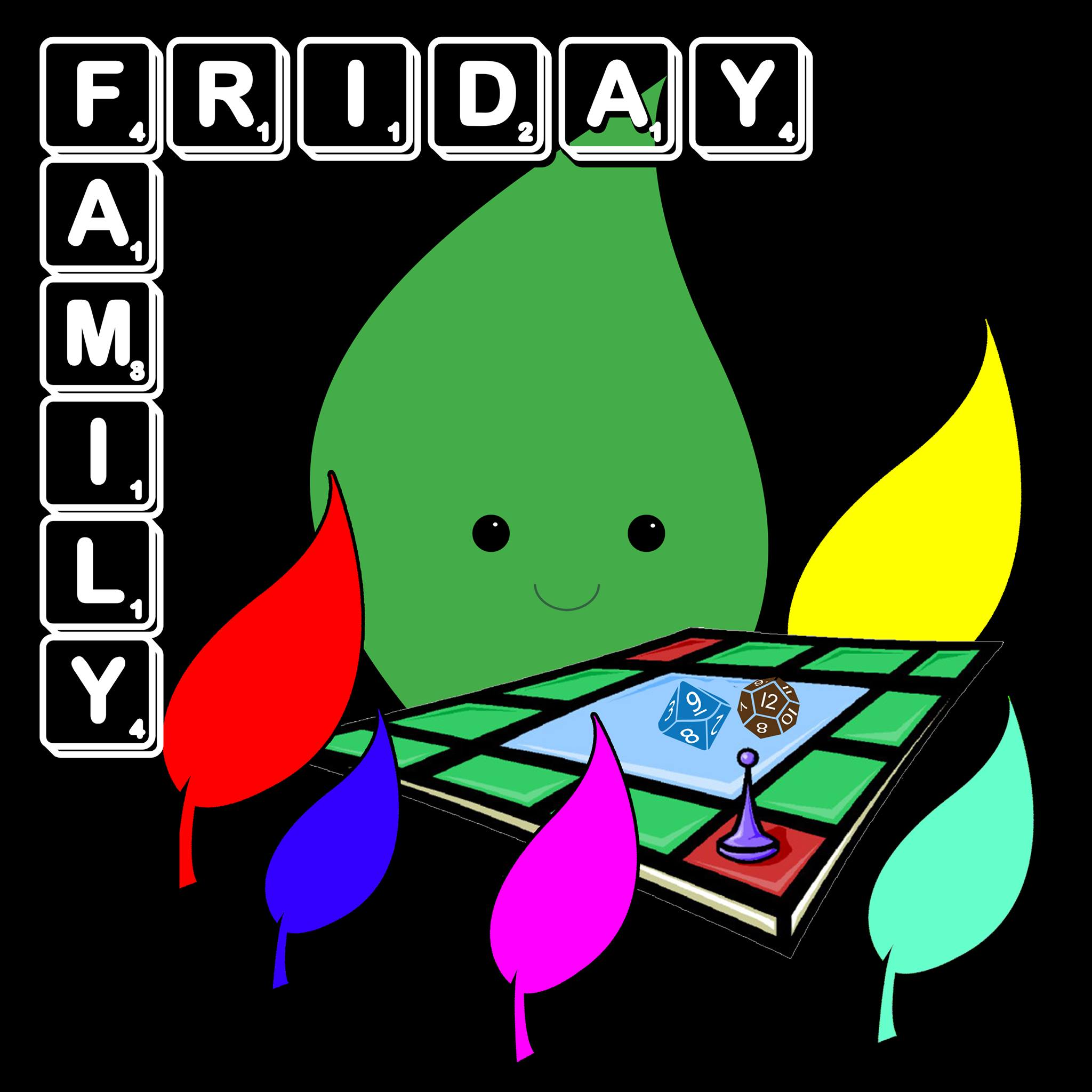 Family Funday Friday 33: Crazier Eights: Camelot