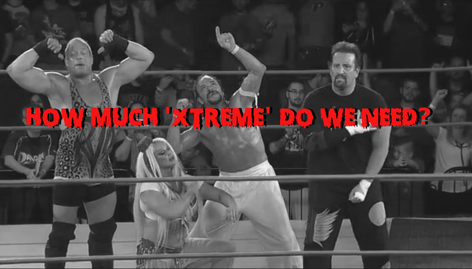 How Much Xtreme is Too Much? - Making an IMPACT (Wrestling Podcast)