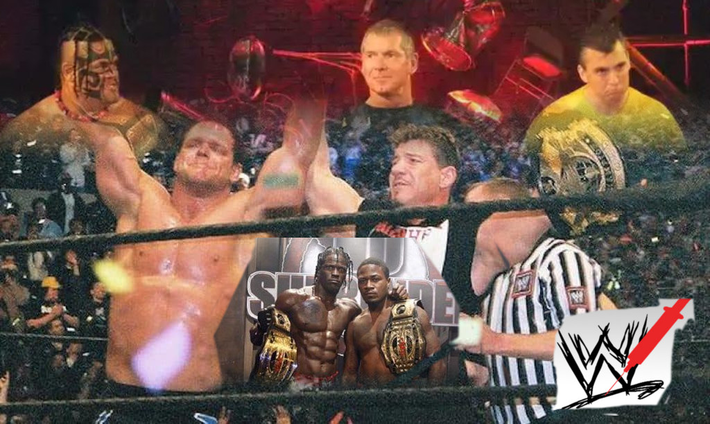 2007 Worst Year Ever in Pro Wrestling - WrestleCorp Podcast