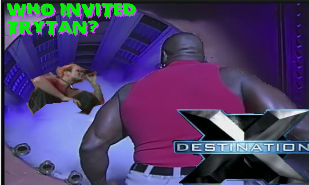 Final Steps to Destination X 2005 - Making a Classic IMPACT