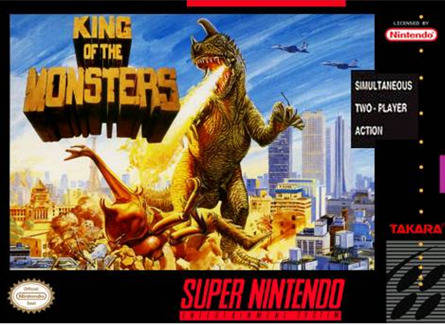 King of the Monsters - GameCorp Podcast
