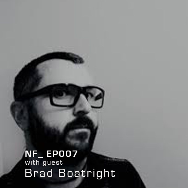 NoiseFloor_EP007 - Mastering engineer talks about his approach to mastering, bike rides with his son and other topics