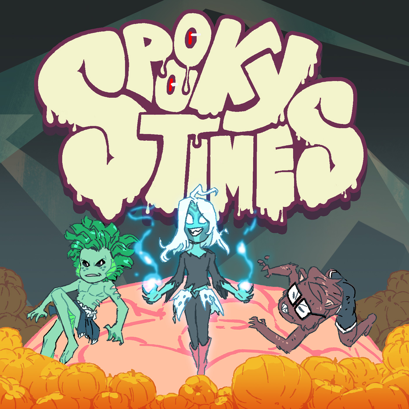 Spooky Times III: Hallowbetween; Boo and Ghoul Are All You Need
