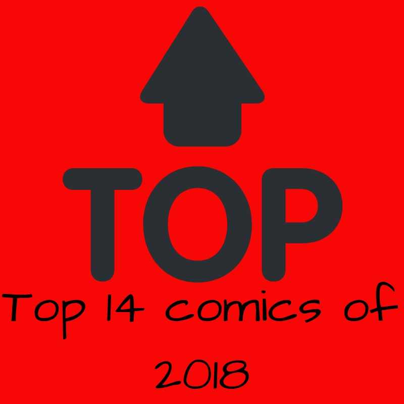 Top 14 comics of 2018