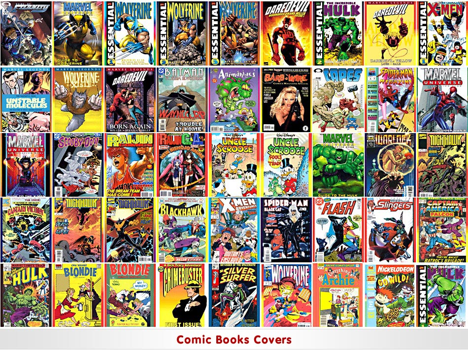 You never forget your first… comic books