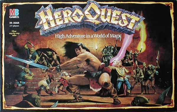 Hero Quest what brings you back