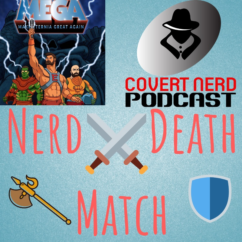 MEGA vs Covert Nerd Deathmatch