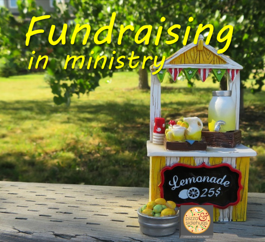 Episode 15 - Fundraising in Ministry