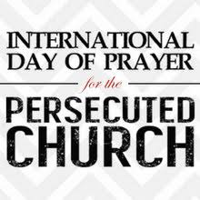 International Day Of Prayer For The Persecuted Church 2014