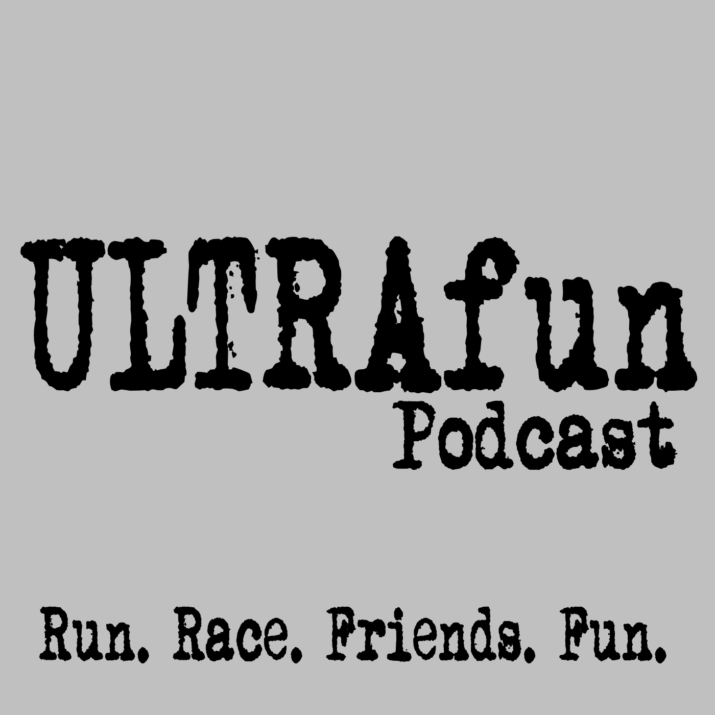 ULTRAfun Podcast Episode 2 - Oasis Aid Station Volunteers