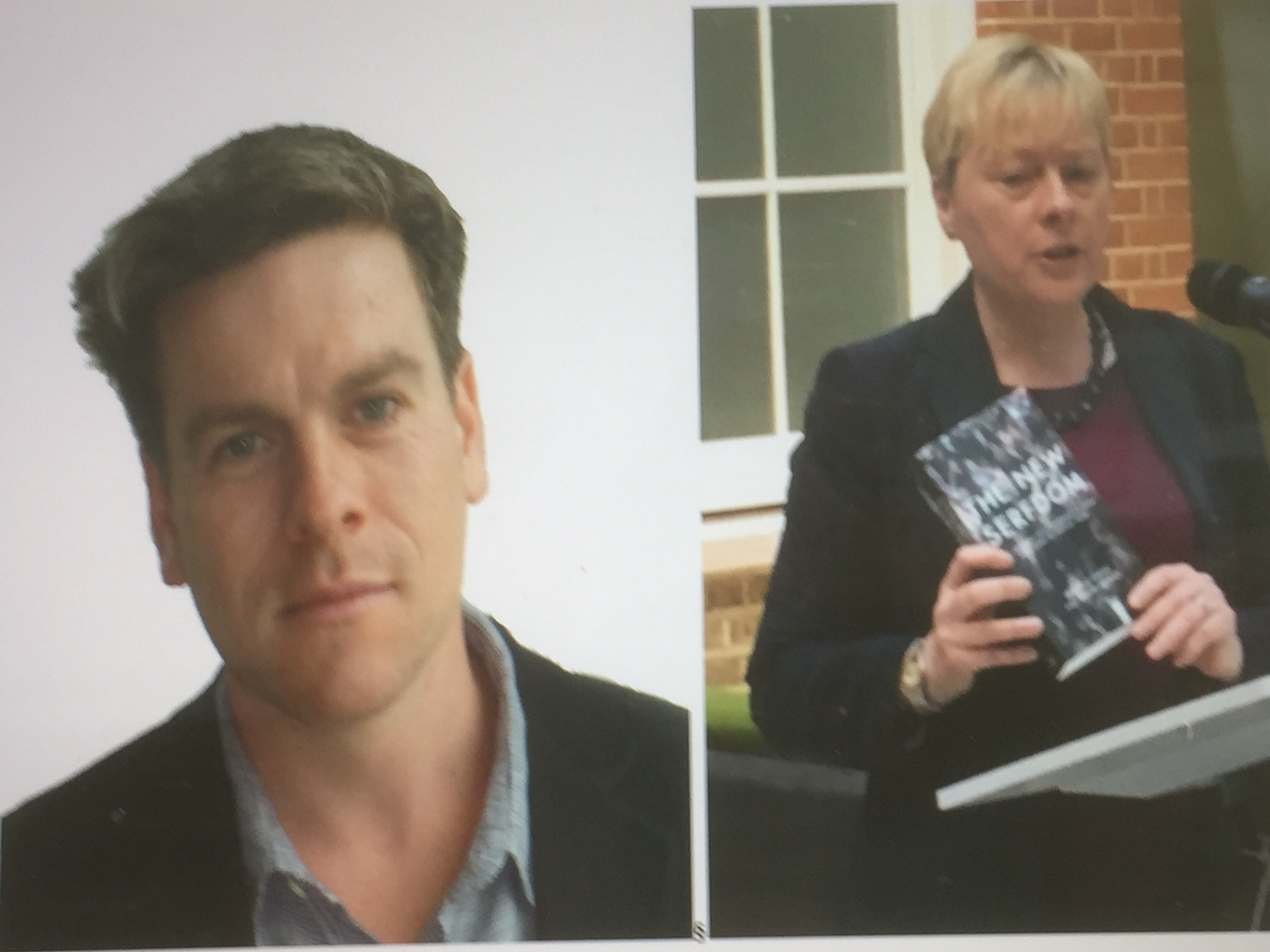 New Deal or New Serfdom? w/ Gavin Kelly and Angela Eagle