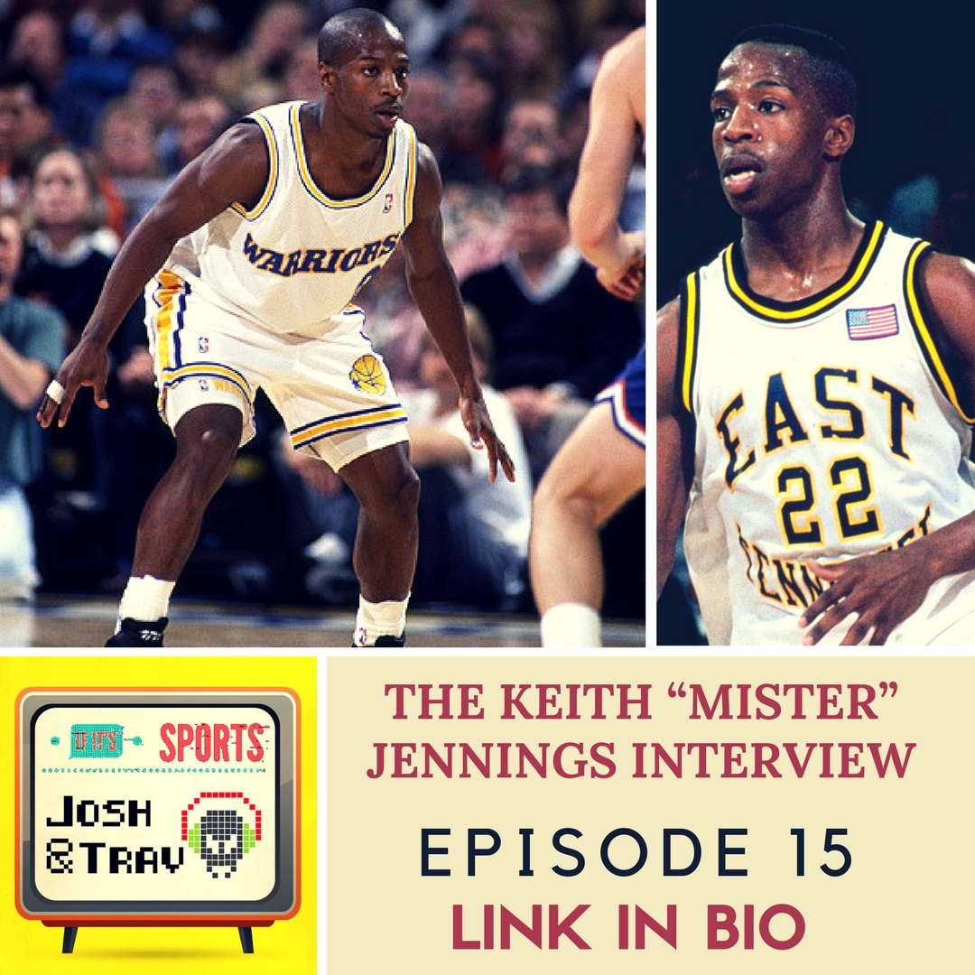 Episode 15: The Keith Mister Jennings Interview
