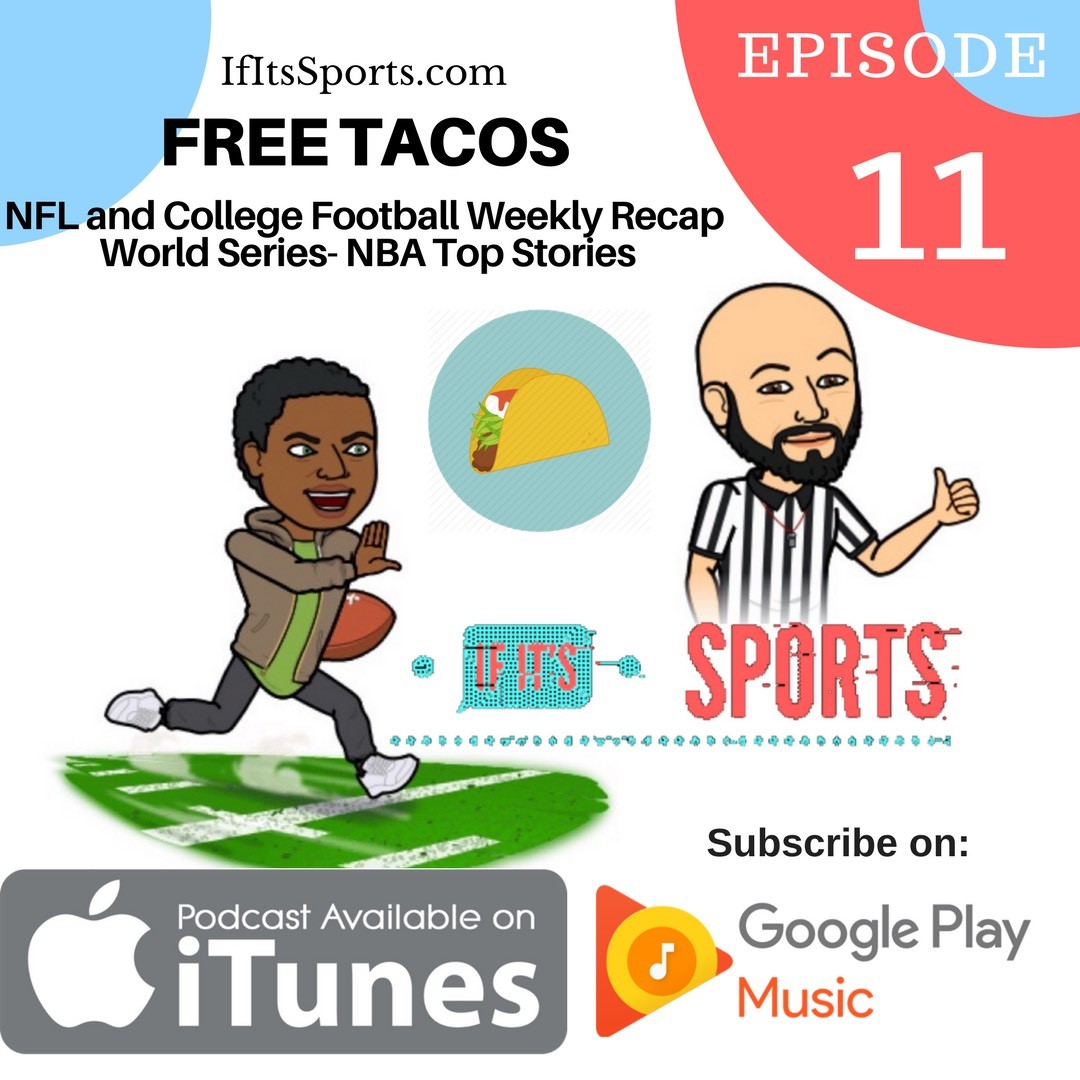 Episode 11: Free Tacos