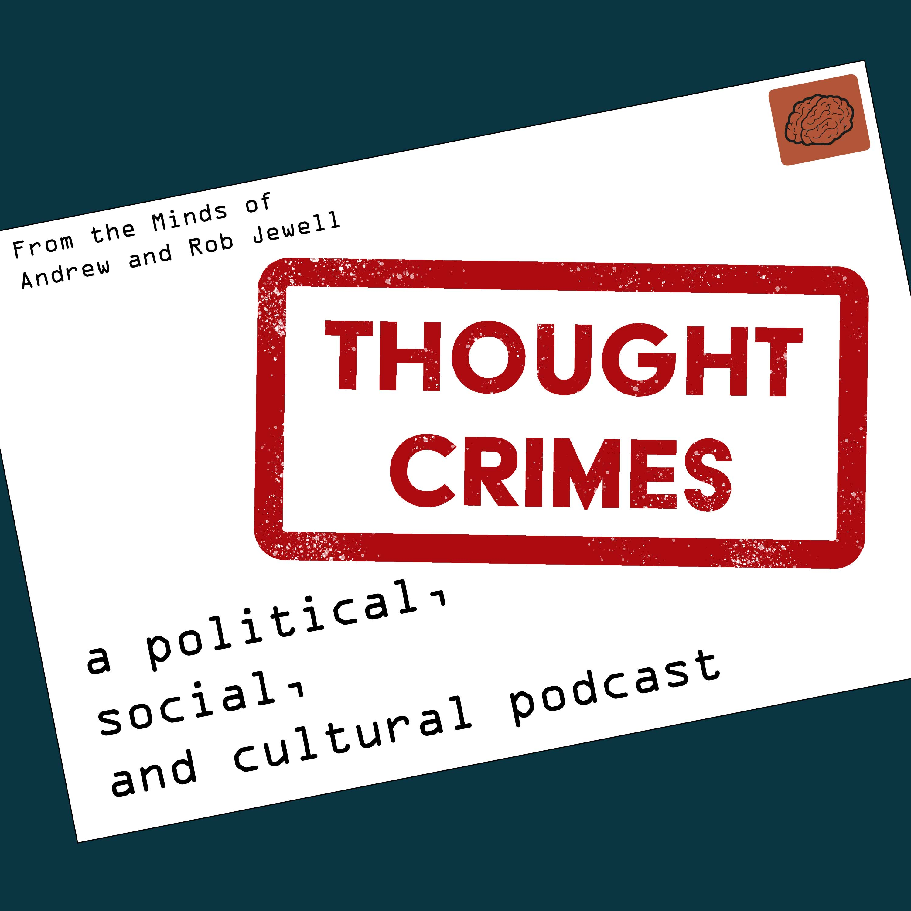 Thought Crimes 013: The White House with the #Resistance in its Walls