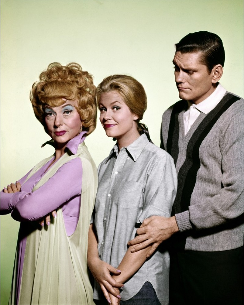 Season 4:  Episode 134 - BEWITCHED - Season 1: Episodes 1 - 4