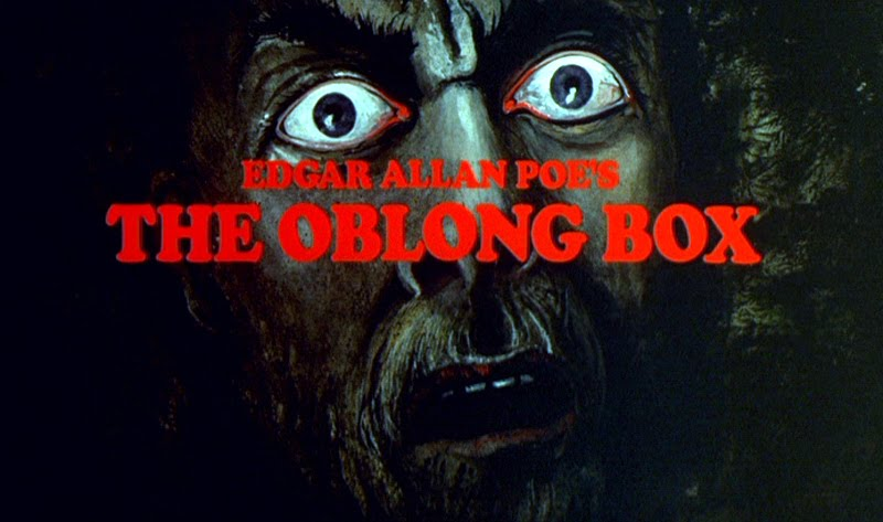 Season 3:  Episode 122 - Edgar Allen Poe's Oblong Box (1844) The Oblong Box (1969)