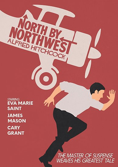 Season 2:  Episode 71 - North By Northwest