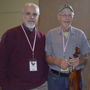 Pete Sutherland - Old-time Fiddler and Songwriter