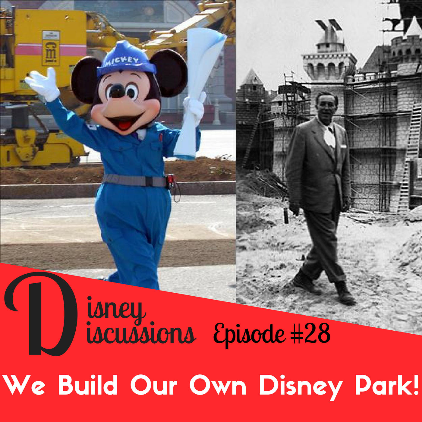 Build Our Own Disney Park, Star Wars Galaxy's Edge & TV News, Pixar Pier Premiere Special Event and more! - Disney Discussions