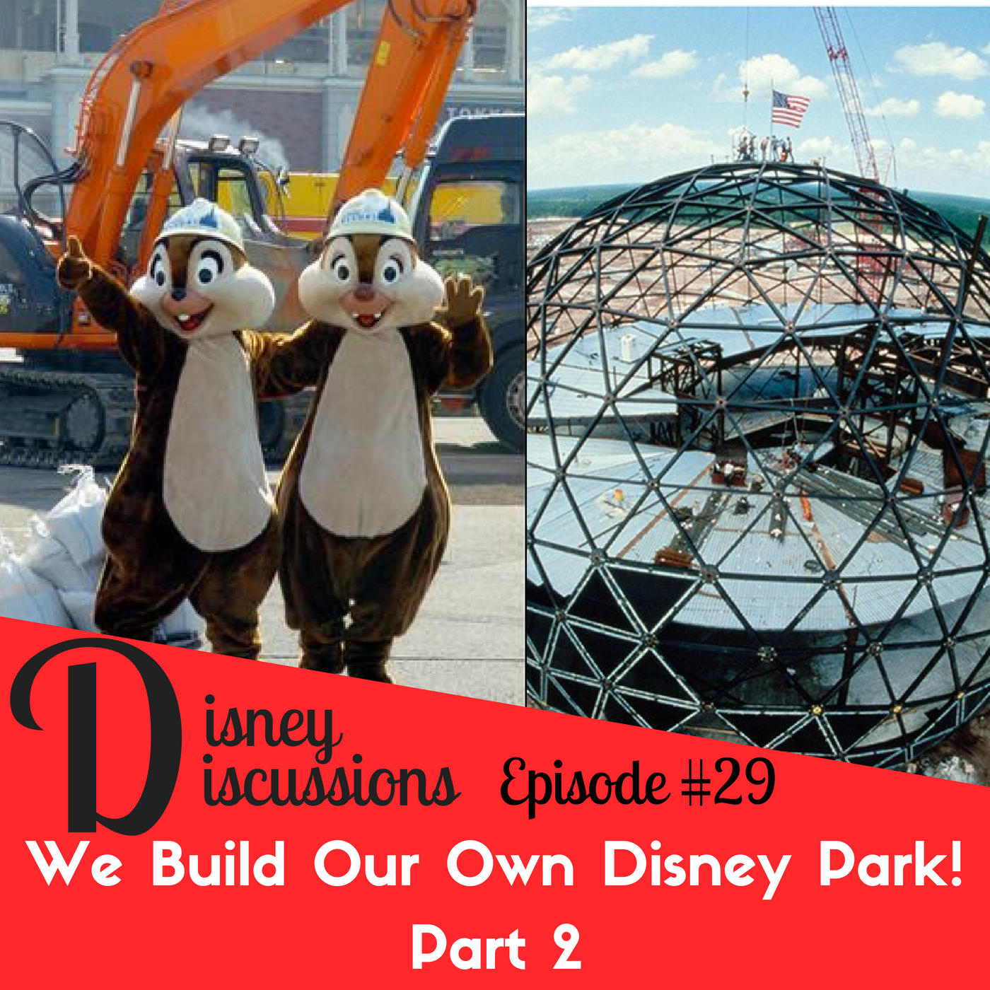 Build Our Own Disney Park Part 2, Our thoughts on Solo, Lots of Star Wars Galaxy's Edge News, and more! - Disney Discussions