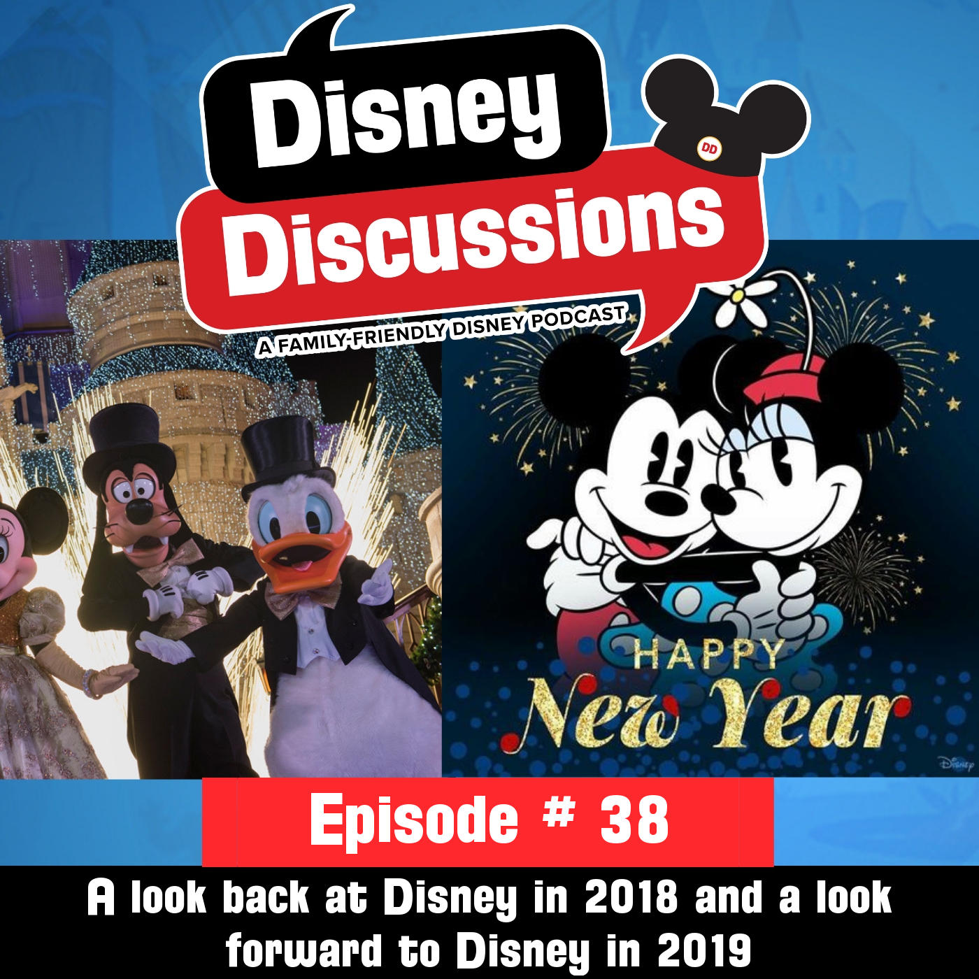 A look back at Disney in 2018 and a look forward to Disney in 2019
