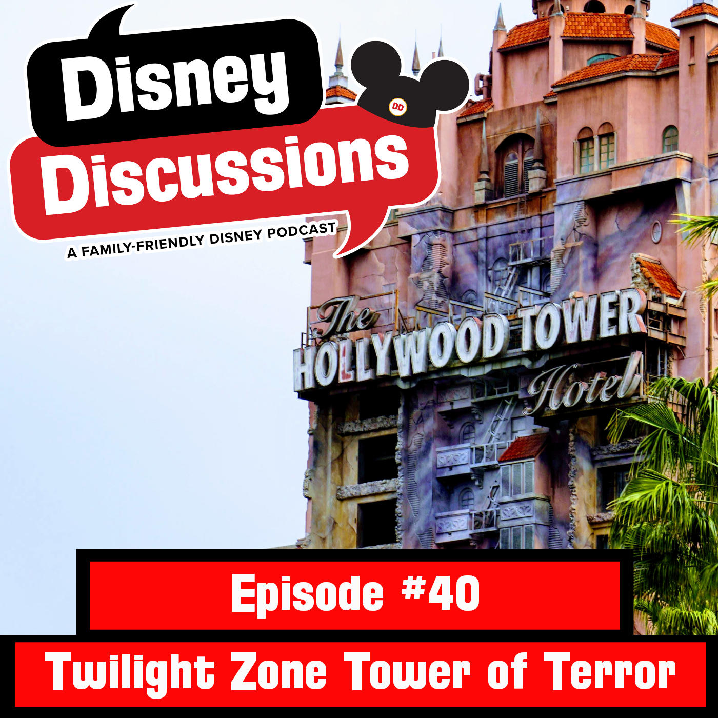 Twilight Zone Tower of Terror Discussion
