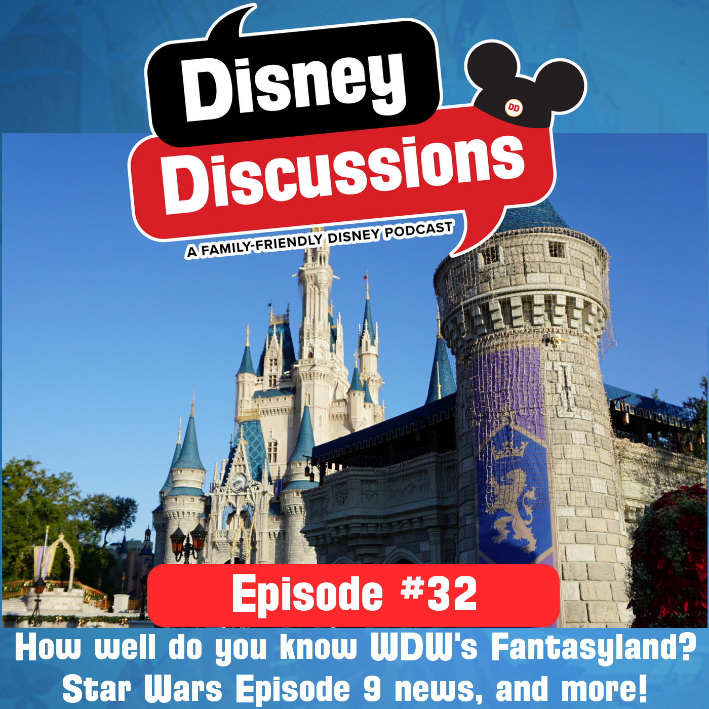 How well do you know WDW's Fantasyland?, Star wars Episode 9 news, and more! - 32