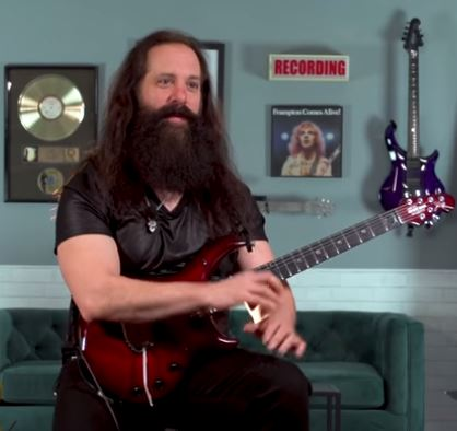 *EXCLUSIVE* John Petrucci Of Dream Theater Interview